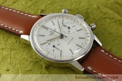 BREITLING TOP TIME CHRONOGRAPH STEEL MANUAL WINDING KAL. VALJ. 7730 [142747]