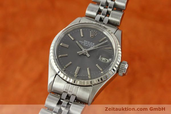 ROLEX LADY DATE STEEL / WHITE GOLD AUTOMATIC KAL. 2030 LP: 6000EUR [142754]