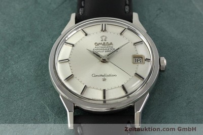 OMEGA CONSTELLATION STEEL AUTOMATIC KAL. 561 [142755]