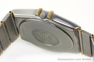OMEGA CONSTELLATION ACIER / OR QUARTZ KAL. ETA 255.461 LP: 3220EUR [142763]