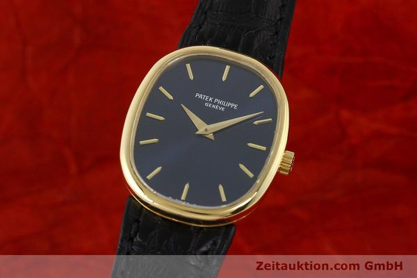 PATEK PHILIPPE ELLIPSE 18 CT GOLD MANUAL WINDING KAL. 16-250  [142766]