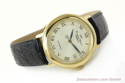 IWC PORTOFINO OR 18 CT AUTOMATIQUE KAL. 889/1 [142777]