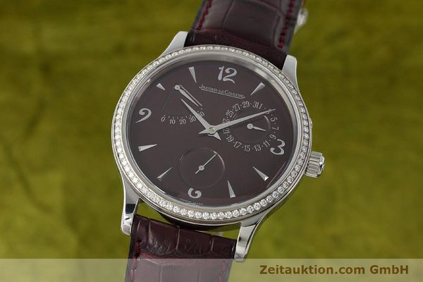 JAEGER LE COULTRE MASTER CONTROL STEEL AUTOMATIC KAL. 928/2 [142793]