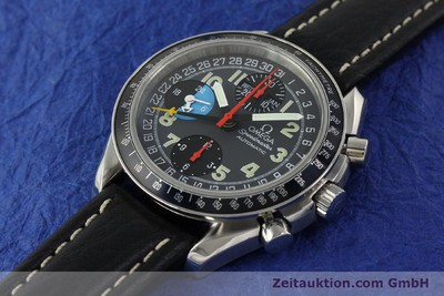 OMEGA SPEEDMASTER DAY-DATE CHRONOGRAPH AUTOMATIK STAHL VP: 3020,- EURO [142798]