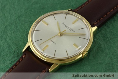 IWC PORTOFINO 18 CT GOLD AUTOMATIC KAL. 854 [142815]