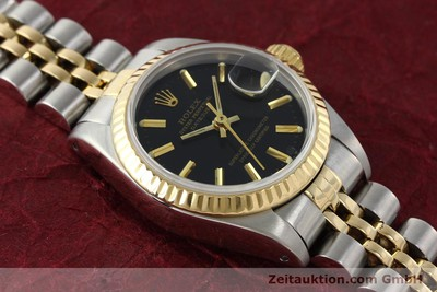 ROLEX LADY DATEJUST ACIER / OR AUTOMATIQUE KAL. 2135 LP: 6950EUR [142822]