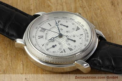MAURICE LACROIX MASTERPIECE CHRONOGRAPH STEEL MANUAL WINDING LP: 4900EUR [142823]