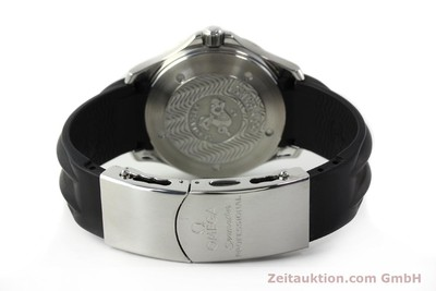 OMEGA SEAMASTER GMT CHRONOMETER AUTOMATIK EDELSTAHL 50 YEARS EDITION VP: 3200,-Euro [142828]