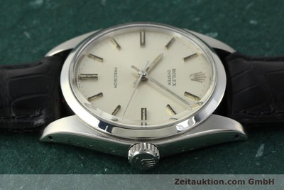 ROLEX PRECISION STEEL MANUAL WINDING KAL. 1225 [142836]