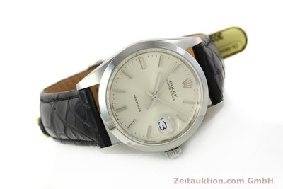 ROLEX PRECISION STEEL MANUAL WINDING KAL. 1225 LP: 4300EUR [142841]