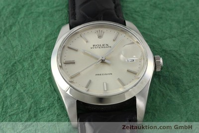 ROLEX PRECISION ACERO CUERDA MANUAL KAL. 1225 LP: 4300EUR [142841]