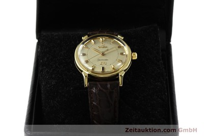 OMEGA SEAMASTER OR 18 CT AUTOMATIQUE KAL. 471 [142865]