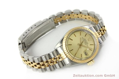 ROLEX LADY DATE ACIER / OR AUTOMATIQUE KAL. 2135 LP: 6950EUR [142868]