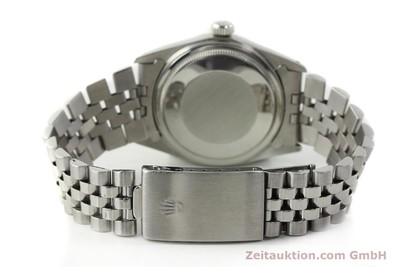ROLEX DATEJUST ACIER / OR BLANC AUTOMATIQUE KAL. 3035 LP: 6350EUR [142869]
