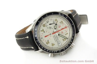 OMEGA SPEEDMASTER DATE CHRONOGRAPH RACING AUTOMATIK STAHL CAL 1152 VP: 3020,- Euro [142883]