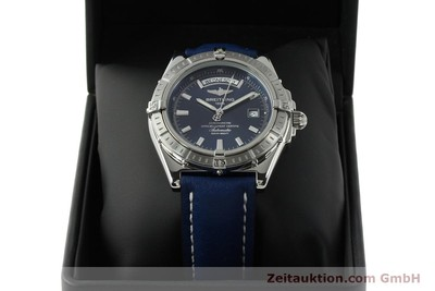 BREITLING HEADWIND STEEL AUTOMATIC KAL. B45 ETA 2834-2 LP: 2990EUR [142889]