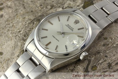 ROLEX PRECISION STEEL MANUAL WINDING KAL. 1210 [142896]