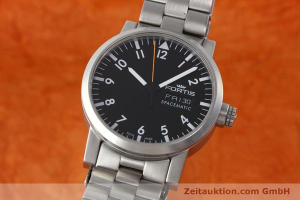 FORTIS SPACEMATIC ACIER AUTOMATIQUE KAL. ETA 2836-2 LP: 1305EUR [142897]
