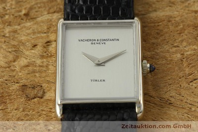 VACHERON & CONSTANTIN 18 CT WHITE GOLD MANUAL WINDING KAL. 1050/3 [142902]