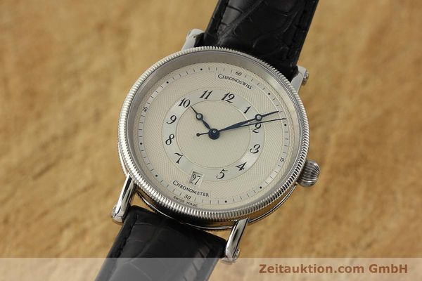 CHRONOSWISS KAIROS ACIER AUTOMATIQUE KAL. ETA 2892-2 LP: 3500EUR  [142906]