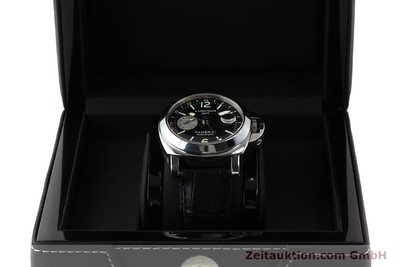 PANERAI LUMINOR GMT ACCIAIO AUTOMATISMO KAL. 7750-P2 LP: 6600EUR [142912]