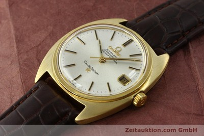 OMEGA CONSTELLATION OR 18 CT AUTOMATIQUE KAL. 564 [142913]