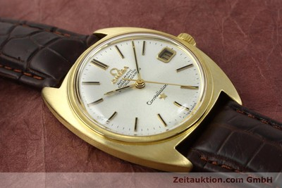 OMEGA CONSTELLATION ORO 18 CT AUTOMATISMO KAL. 564 [142913]
