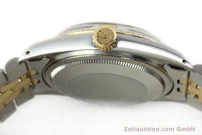 ROLEX DATEJUST ACIER / OR AUTOMATIQUE KAL. 3035 LP: 8800EUR [142917]