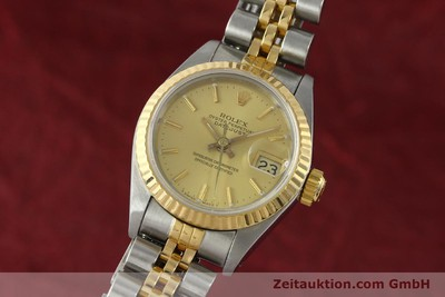 ROLEX LADY DATEJUST STEEL / GOLD AUTOMATIC KAL. 2135 LP: 6950EUR [142931]