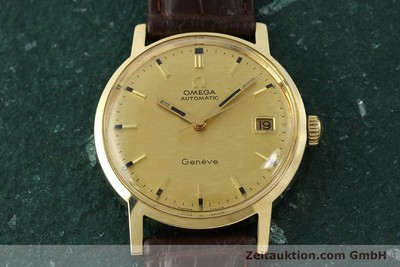 OMEGA 14 CT YELLOW GOLD AUTOMATIC KAL. 565 [142932]