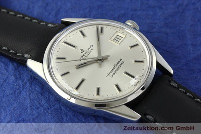 BREITLING TRANSOCEAN STEEL AUTOMATIC KAL. AS 1903 LP: 4190EUR [142935]