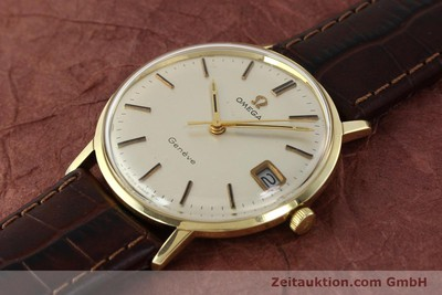 OMEGA ORO AMARILLO DE 14 QUILATES CUERDA MANUAL KAL. 613 [142940]