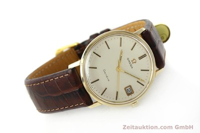 OMEGA 14 CT YELLOW GOLD MANUAL WINDING KAL. 613 [142940]