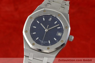 AUDEMARS PIGUET ROYAL OAK ACIER AUTOMATIQUE KAL. 2225 [142948]