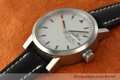 FORTIS SPACEMATIC STEEL AUTOMATIC KAL. ETA 2836-2 LP: 998EUR [142949]