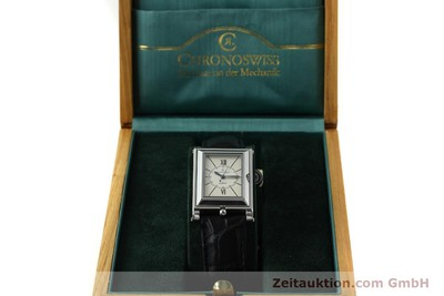 CHRONOSWISS CABRIO STEEL AUTOMATIC KAL. ETA 2671 [142951]