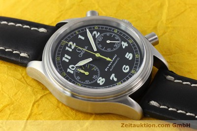 OMEGA DYNAMIC CHRONOGRAPH STEEL AUTOMATIC KAL. 1138 LP: 3020EUR [142955]