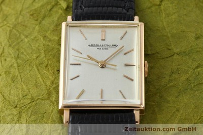 JAEGER LE COULTRE 18 CT GOLD MANUAL WINDING KAL. 819/C [142963]