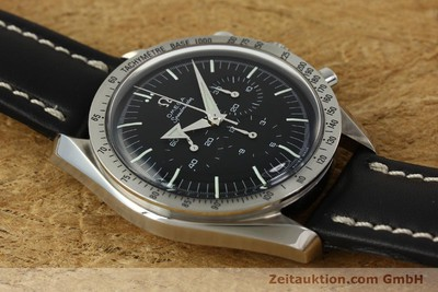 OMEGA SPEEDMASTER CHRONOGRAPH STEEL MANUAL WINDING KAL. 1861 LP: 4100EUR [142975]