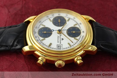 MAURICE LACROIX CRONEO CHRONOGRAPH GOLD-PLATED AUTOMATIC KAL. ETA 7750 [142985]
