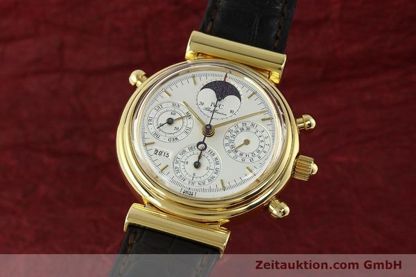 IWC DA VINCI CHRONOGRAPHE OR 18 CT AUTOMATIQUE KAL. C.79251 [142986]