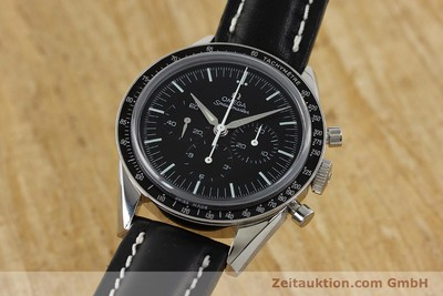 OMEGA MOONWATCH SPEEDMASTER FIRST OMEGA IN SPACE LIMITIERT STAHL VP: 4100,- EUR [143013]