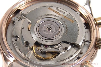 BAUME & MERCIER BAUMATIC CHRONOGRAPHE OR 18 CT AUTOMATIQUE KAL. 13283A ETA 2892A2 LP: 15900EUR [143019]