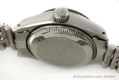 ROLEX LADY DATE ACIER / OR BLANC AUTOMATIQUE KAL. 2030 LP: 6000EUR [143034]
