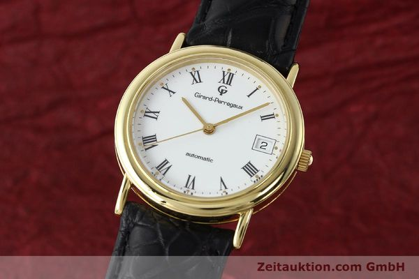 GIRARD PERREGAUX OR 18 CT AUTOMATIQUE KAL. 220 [143043]