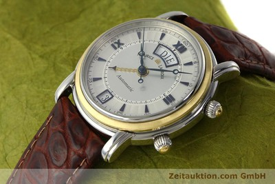 MAURICE LACROIX MASTERPIECE STEEL / GOLD AUTOMATIC KAL. ML20 AS [143049]