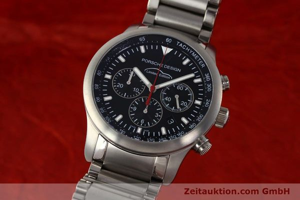 PORSCHE DESIGN DASHBORD CHRONOGRAPHE TITANE AUTOMATIQUE KAL. ETA 2894-2 LP: 4300EUR [143055]