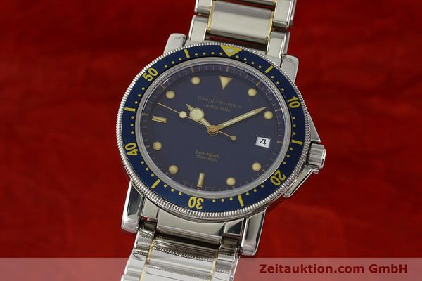 GIRARD PERREGAUX SEA HAWK STEEL AUTOMATIC KAL. 2200-216 LP: 8950EUR  [143056]
