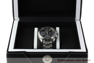 OMEGA SPEEDMASTER RACING CHRONOGRAPH STEEL AUTOMATIC KAL. 1152 LP: 3560EUR [143064]