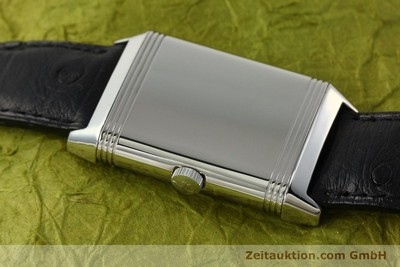 JAEGER LE COULTRE REVERSO ACCIAIO CARICA MANUALE KAL. 822 [143067]